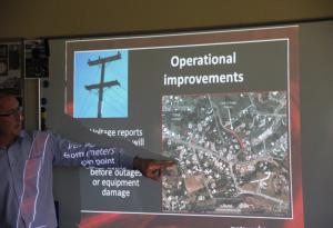 Network Tasman Ltd smart meter presentation Operational improvements